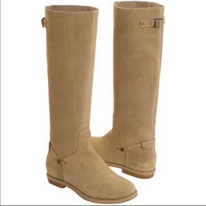 Reef High Desert Tan Suede Boots size 7